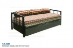 Sofa Cum Double Bed With Storage K.B. 1136.