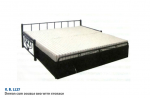 Sofa Cum Double Bed With Storage K.B. 1137.