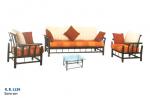 Sofa Set K.B. 1139