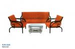 Sofa Set K.B. 1142.