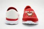 KazarMax Kids`s Faux Leather HO-HO Slip-On Sneakers KE016 Size-34.
