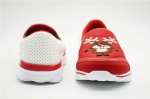 KazarMax Kids`s Faux Leather HO-HO Slip-On Sneakers KE016 Size-35.