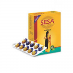 Sesa Ayurvedic Hair Capsule for Strong and Beautiful Long Hair
