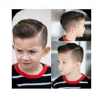 Hair Cutting For Children