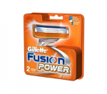 Gillette Fusion Power Replacement Cartridges 2 Cartridges (pack of 2)