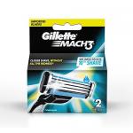 Gillette Mach3 Bl    2P