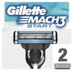 Gillette  Mach3 Start 2BL