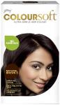 Godrej Coloursoft Creme Hair Colour, Natural Brown
