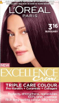 Loreal Excellence (3 16 Burgundy)  (M)