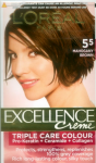 Loreal Excellence (55 Mahogani Brpwn) (M)