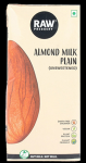 Raw Almond Milk (Plain)