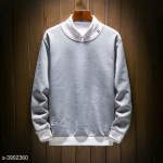 Latest Amazing Men's Sweatshirts Vol 10 S-S3902360 Size: XL - Chest - 42.52 in, Length - 27.56 in.