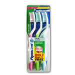 Pepsodent Gum Care Toothbrush (Buy 2 Get 1 Multipack)