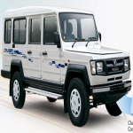 Force Motors Trax Cruiser