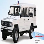 Force Motors Trax Ambulance