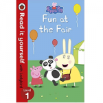 Peppa Pig: Fun at the Fair - Read it yourself...