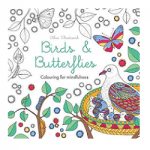 Birds & Butterflies: Colouring for Mindfulness