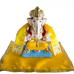 Asan Vastra Set Yellow