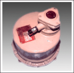 FLAME PROOF COVER FOR GAS GROUP I, II A, II B