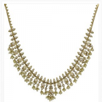 Marathe Jewellers Pearl & Coral Necklace 002